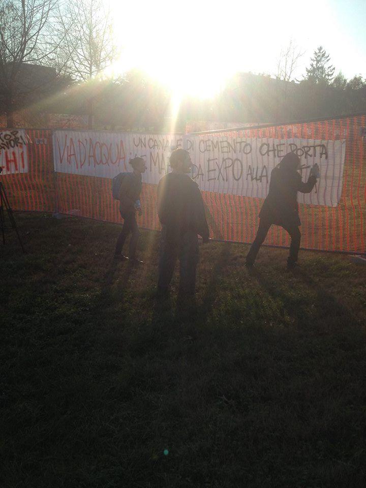 Manifestazione NoCanal
