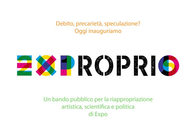 Exproprio – Bando pubblico rivolto a singoli soggetti o collettivi